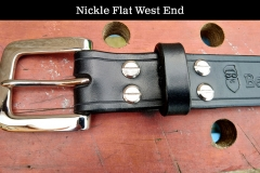 Nickle Flat West End